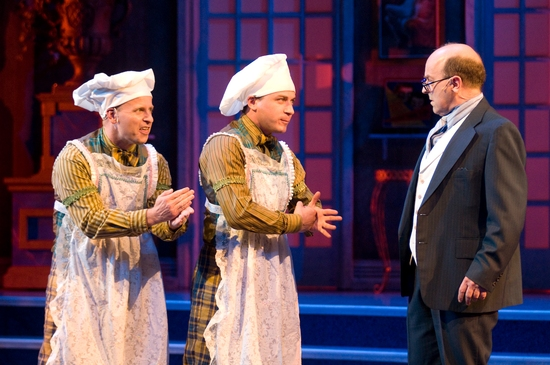 Photo Flash: THE DROWSY CHAPERONE Comes To MSMT