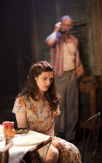 Photo Flash: A STREETCAR NAMED DESIRE At Donmar Warehouse