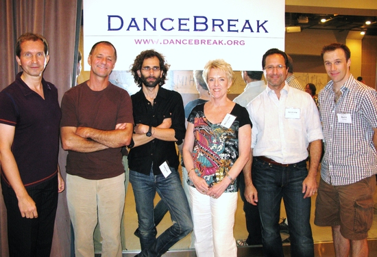 Stas Kmiec, Peter Pucci, Daniel Fish, Melinda Atwood, Andrew Asnes, Matt Williams