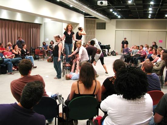 Photo Flash: Lincoln Center Director-Choreographer Panel