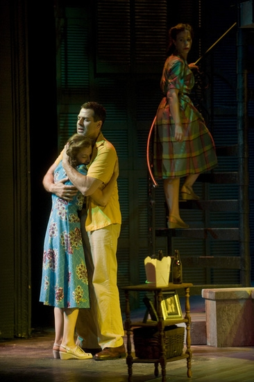 Photo Flash: Mazzie And Innvar Star In Barrington Stage's 'STREETCAR'