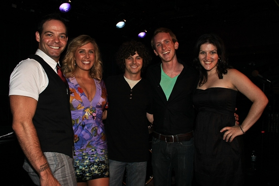 Photo Coverage: Bobby Cronin's REACH THE SKY: A Live CD Concert Event