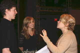 Broadway's Danielle Ferland Accentuates the Positive in BCT Master Class