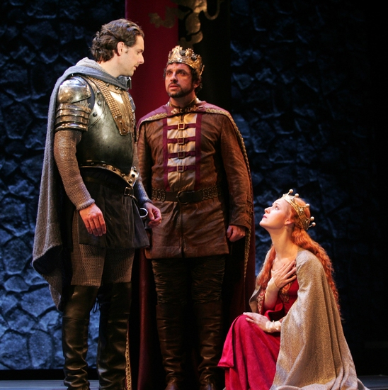 Photo Flash: CAMELOT Runs Through 9/19 At Goodspeed Musicals