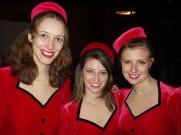 Photo Coverage: It's Vegas, Baby! at Street Theatre Co.