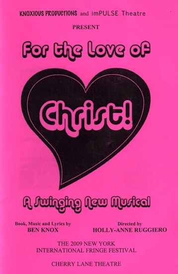 Photo Coverage: FOR THE LOVE OF CHRIST! Opening Curtain Call