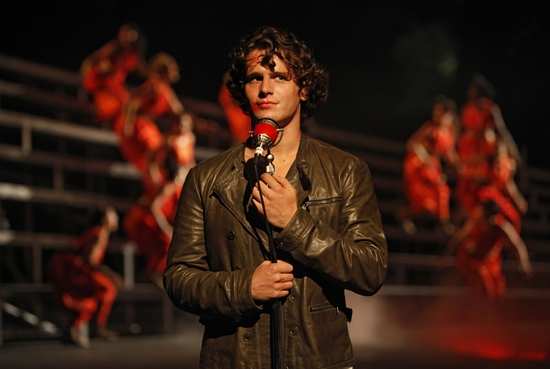 Photo Flash: THE BACCHAE At The Public Theater's Shakespeare In The Park Runs Through 8/30