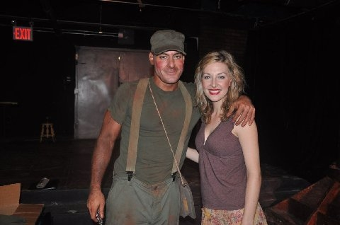 Photo Flash: Gangbusters Theatre Company Brings WOYZECK To NY Int'l Fringe Fest Through 8/26