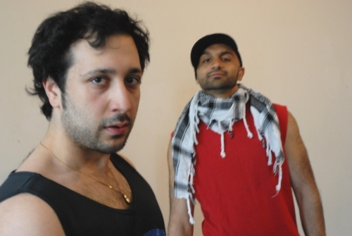 Desmin Borges and Usman Ally