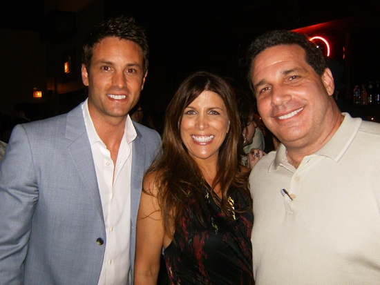 Nick Stabile, Tricia Small, and Tony Tomaska