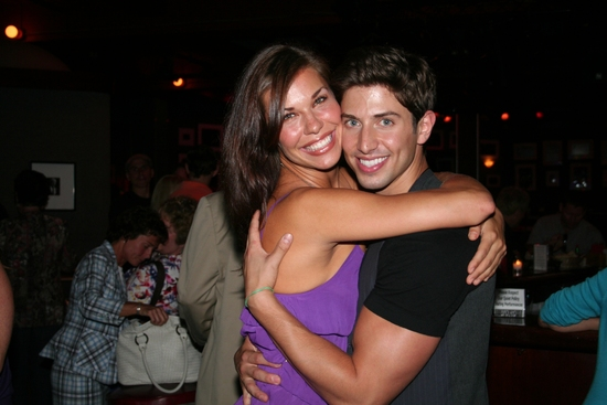 Emily Loftiss and Nick Adams