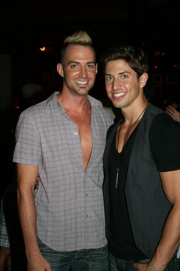 Rick Caroto and Nick Adams