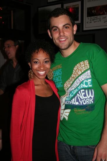 Allison Clemmons and Zak Resnick
