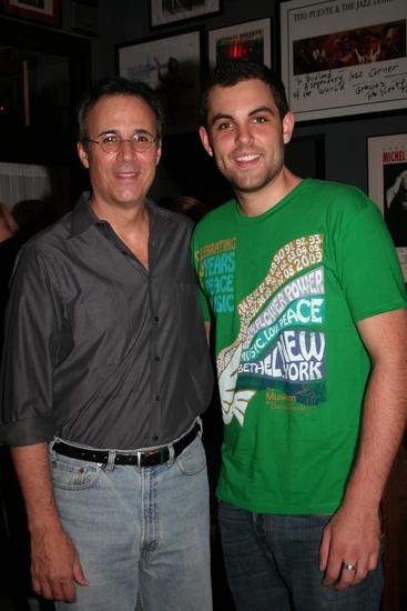 John Bucchino and Zak Resnick