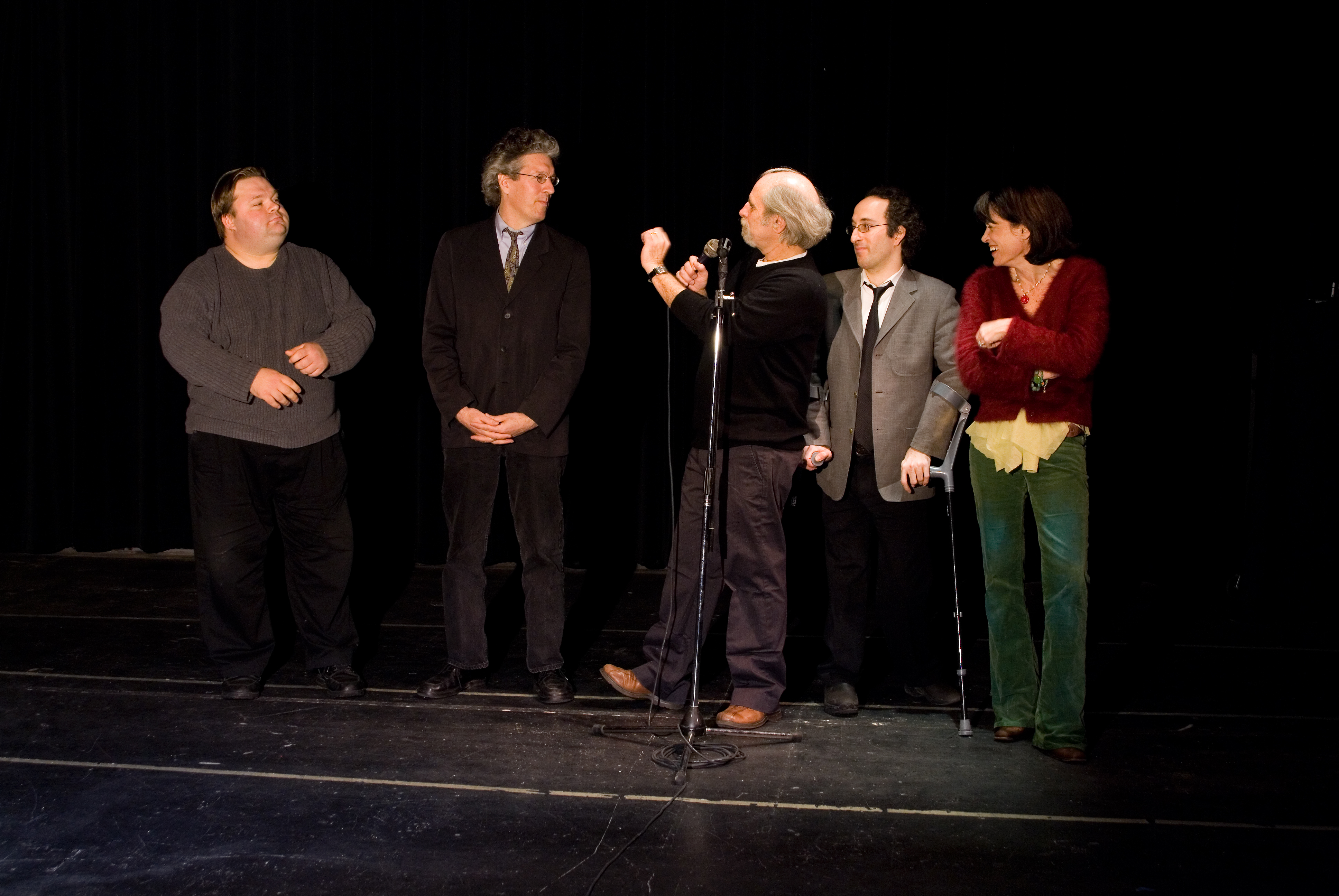 The Insights Revelations Performance Series Is Now In Residence At Emelin Theatre For 2009 2010 Season