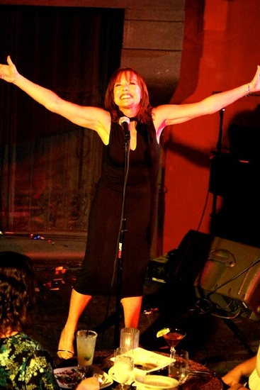Photo Flash: Eagan, Egan, Stitt, Young & More Honor Sondheim At '88's Cabaret'