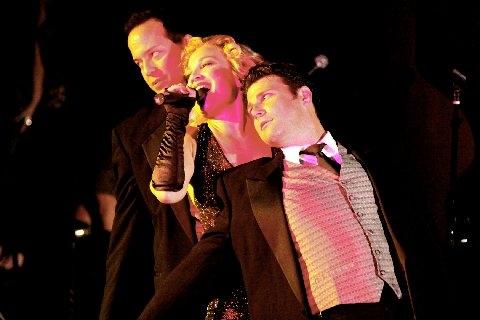 Photo Flash: Eagan, Egan, Stitt, Young & More Honor Sondheim At '88's Cabaret'