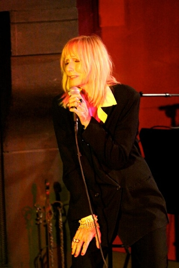 Sally Kellerman at Eagan, Egan, Stitt, Young & More Honor Sondheim At '88's Cabaret'