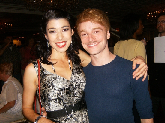 Photo Flash: Opening Night Of CABARET at Drury Lane Oakbrook