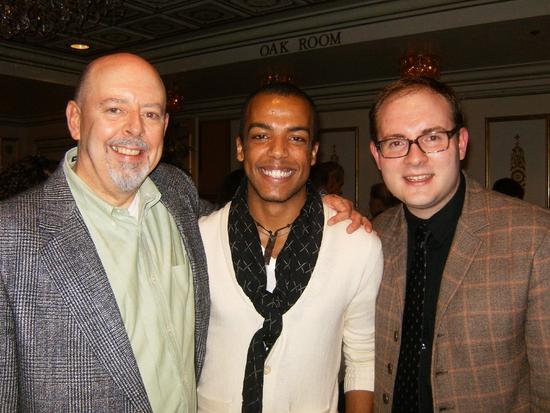 David Lively, Joey Stone and Doug Peck Photo