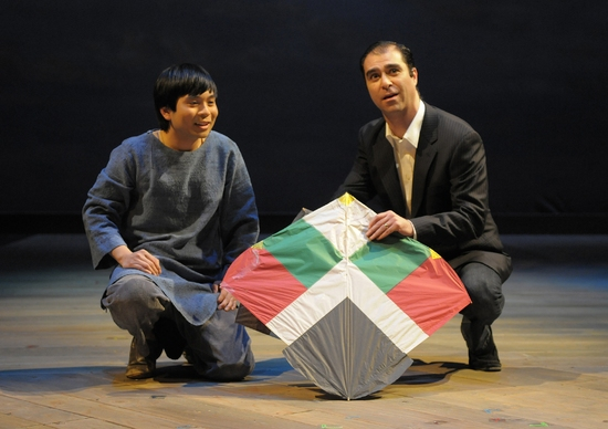 Lowell Abellon and Barzin Akhavan