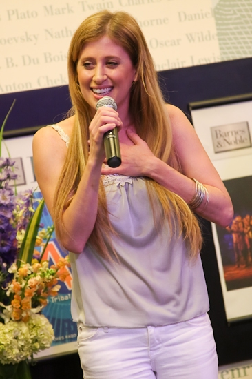 Photo Coverage: The HAIR Cast 'Turn On, Tune In, and Sing Out' At Barnes & Noble To Celebrate CD
