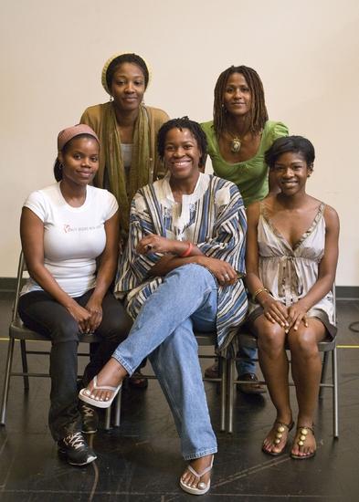Miriam F. Glover, Banhi Turpin, Kelly M. Jenrette, Michael Hyatt, and Edwina Fiendley