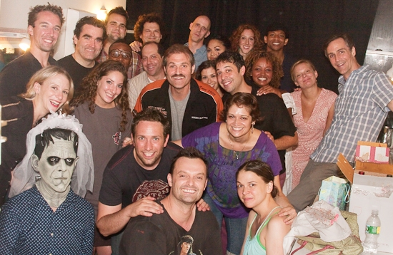 The cast of 'Don't Quit Your Night Job' for August 21st, 2009