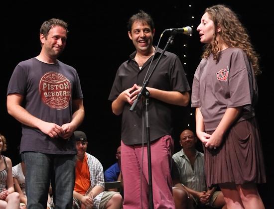 David Rossmer, Steve Rosen, and Daryl Eisenberg