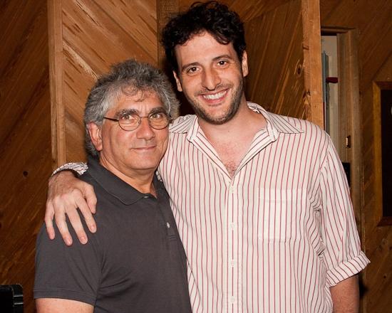 Joel Moss and Noah Cornman Photo