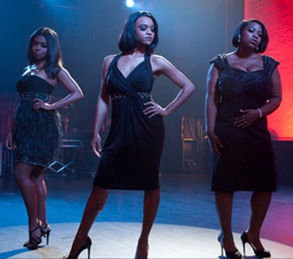 Photo Flash: 'They're Your DREAMGIRLS', Angela, Mercado And Warren Lead 2009 National Tour
