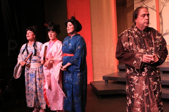 Photo Flash: ACt 1's 'The Mikado'