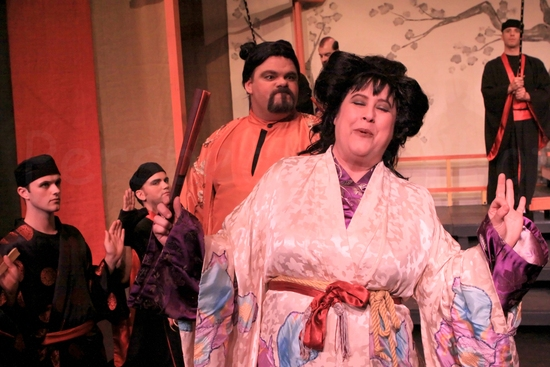 Photo Flash: ACt 1's 'The Mikado'