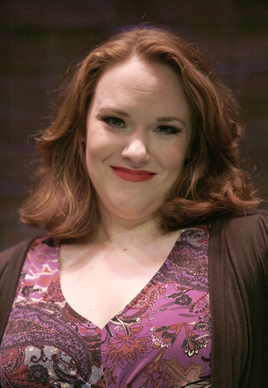 Photo Coverage: EXCLUSIVE: Backstage with Signature Theatre's 'DIRTY BLONDE'