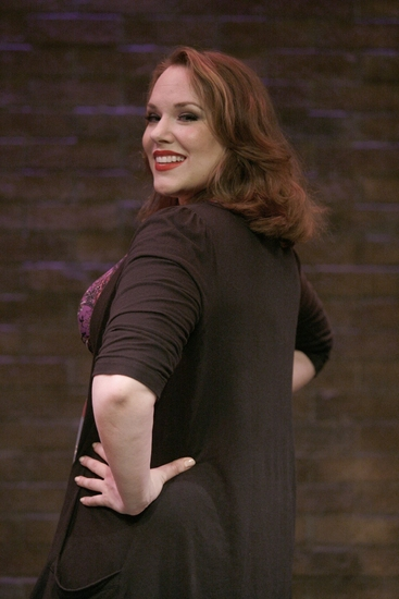 Photos: EXCLUSIVE: Backstage with Signature Theatre's 'DIRTY BLONDE'
