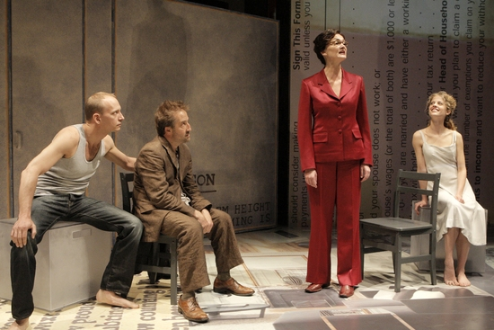 Photo Flash: TINY KUSHNER At Berkeley Rep