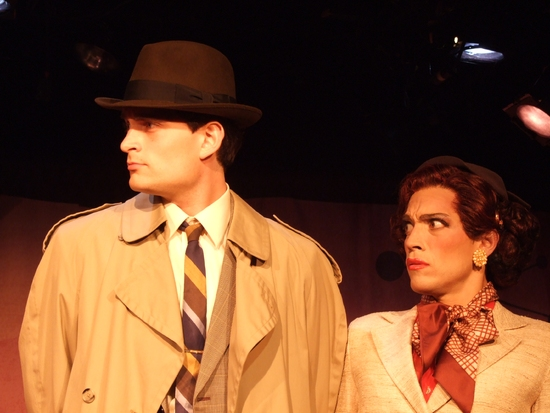 Photo Flash: DEVIL BOYS FROM BEYOND Plays As Part Of NY Int'l Fringe Fest
