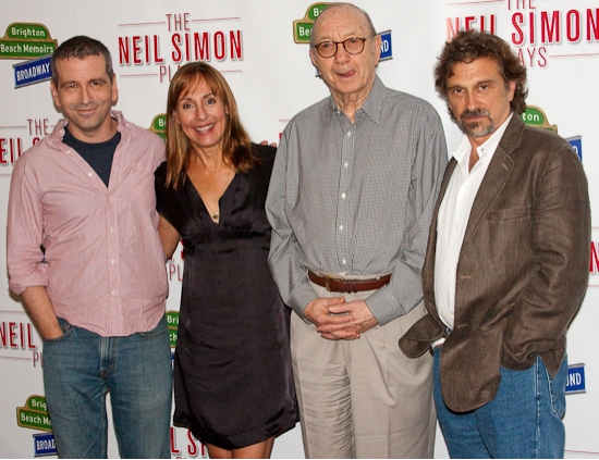 Photo Coverage: 'THE NEIL SIMON PLAYS' Cast Meets The Press