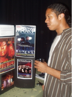 Photo Coverage: Shades of Black Theatre Festival Mixer