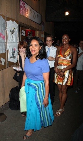 Photo Coverage: THE BACCHAE Opening Night Party
