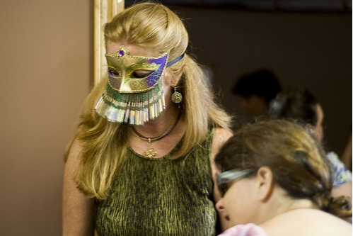 Photo Flash: KVPAC's Masquerade and Martini Mixer