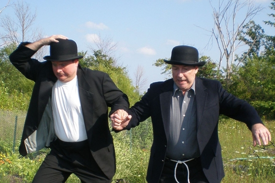 Steve Elliott and Larry Rusinsky