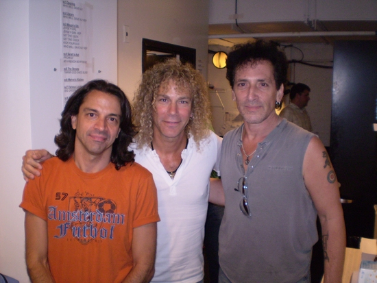Chris Cicchino, David Bryan and Alan Childs