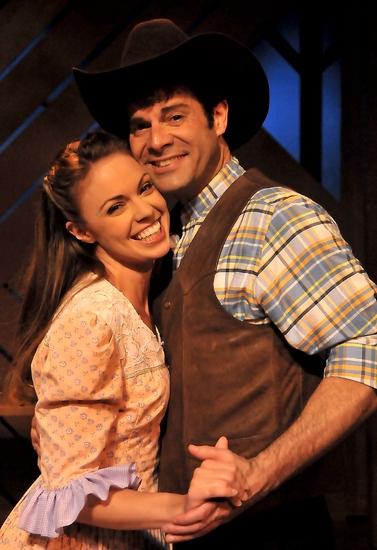 Tony Lawson and Krista Severeid