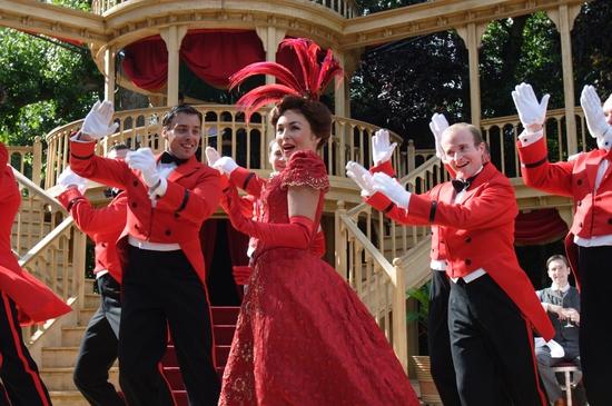 Photo Flash: Open Air Theatre's HELLO, DOLLY!