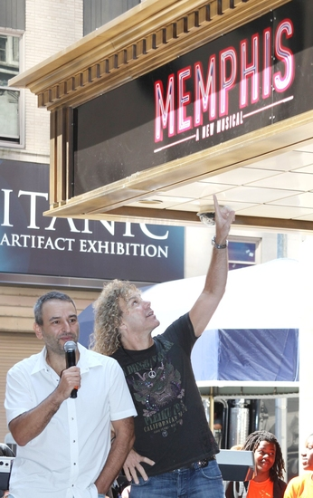 Joe DiPietro and David Bryan
