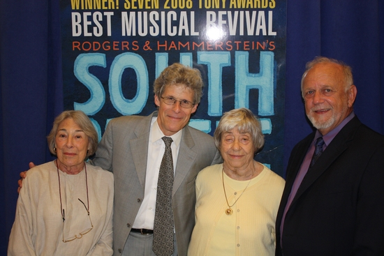 Mary Rodgers, Ted Chapin, Alice Hammerstein and Ken Gentry