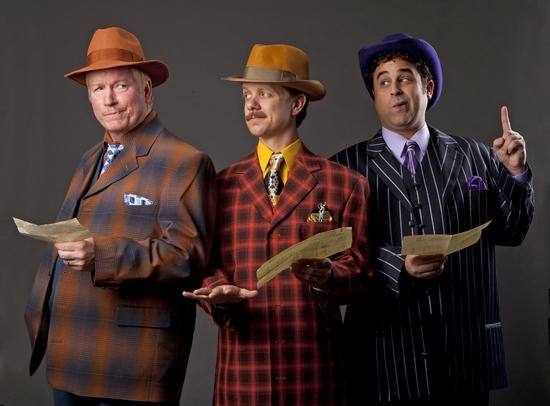 Steve Isom, Ben Nordstrom and Edward Juvier Photo