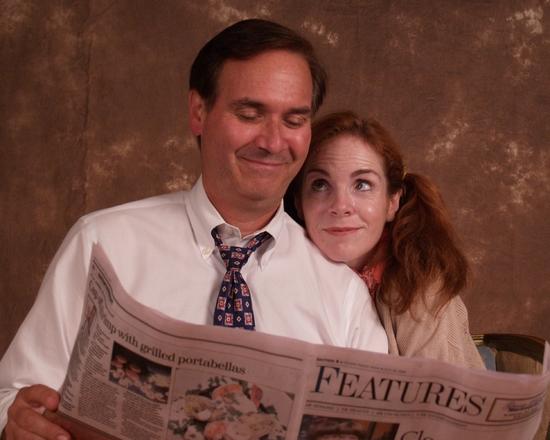 Rick Mason and Amy Kuta