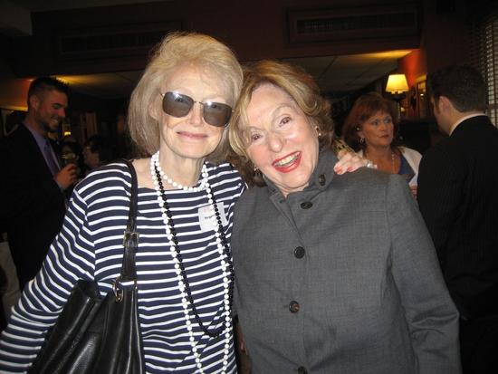 Margaret Styne and Fran Weissler